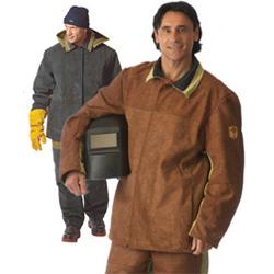 Одежда для сварщиков и металлургов