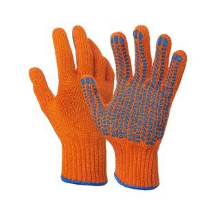Перчатки рабочие: трикотажные, спилковые, маслобензостойкие