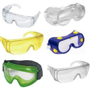 Защита лица и органов зрения